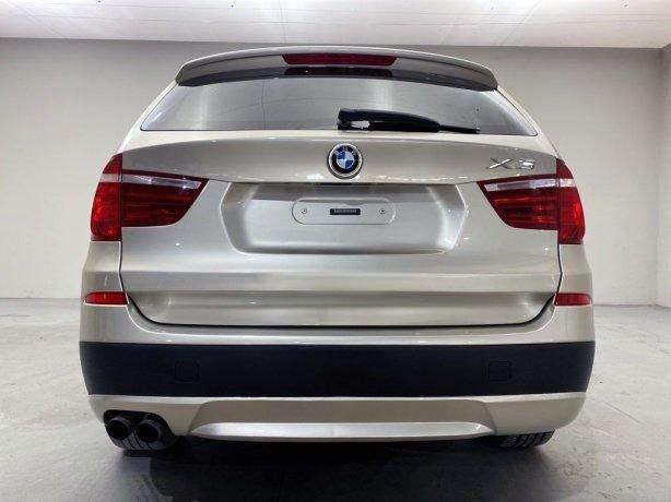 2012 BMW X3 for sale