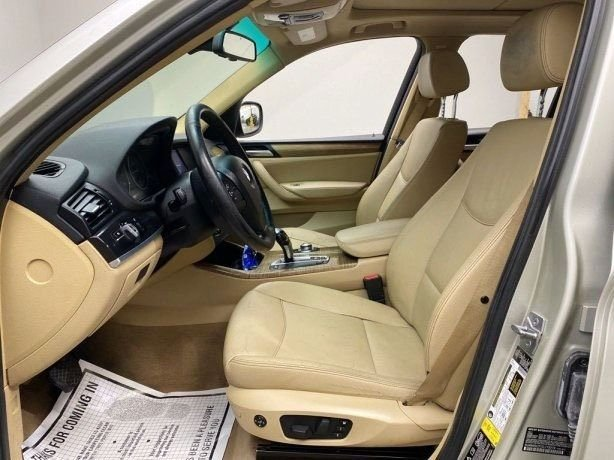 used 2012 BMW X3 for sale Houston TX