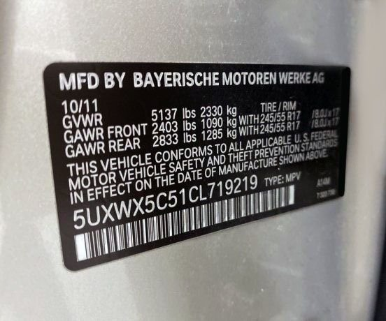 BMW X3 cheap for sale