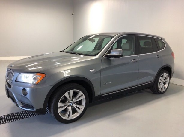 Used BMW X3 for sale in Houston TX.  We Finance!