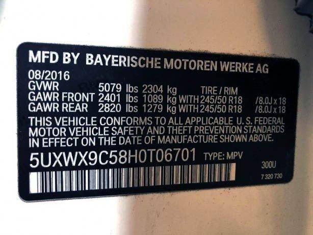 BMW X3 cheap for sale near me