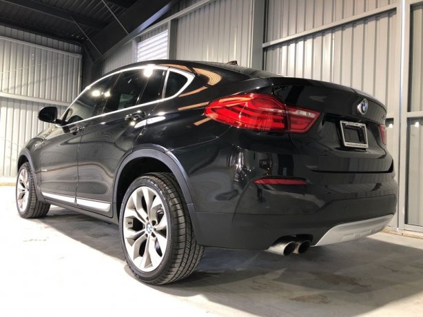 used BMW X4 for sale near me
