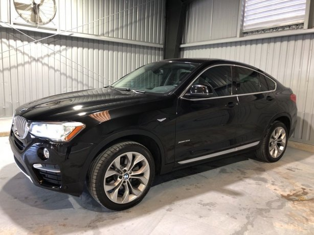 Used BMW X4 for sale in Houston TX.  We Finance!