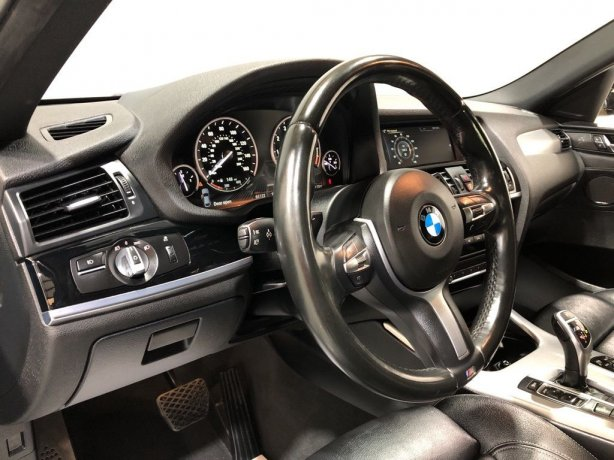 used 2016 BMW X4 for sale Houston TX