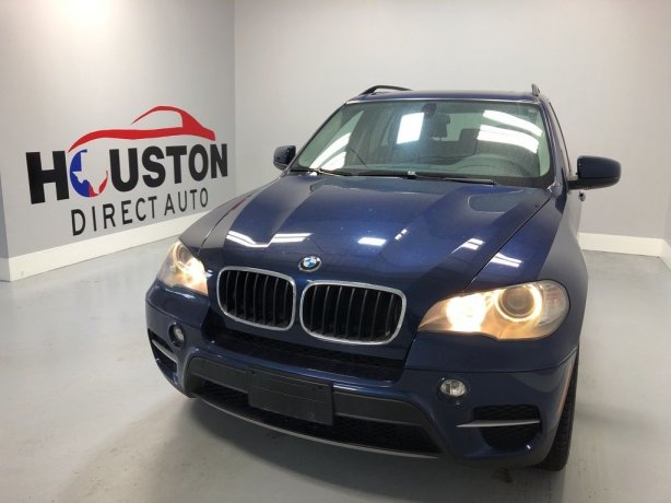 Used 2011 BMW X5 for sale in Houston TX.  We Finance!