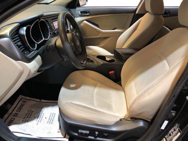 used 2014 Kia Optima for sale Houston TX