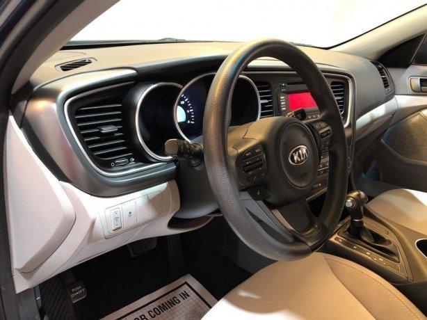 2015 Kia Optima for sale Houston TX