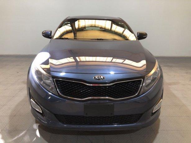 Used Kia Optima for sale in Houston TX.  We Finance!