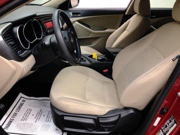 used 2015 Kia Optima for sale Houston TX