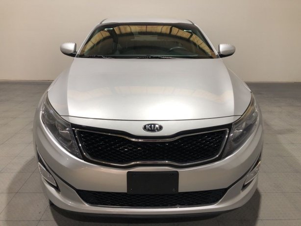 Used Kia Optima for sale in Houston TX.  We Finance!