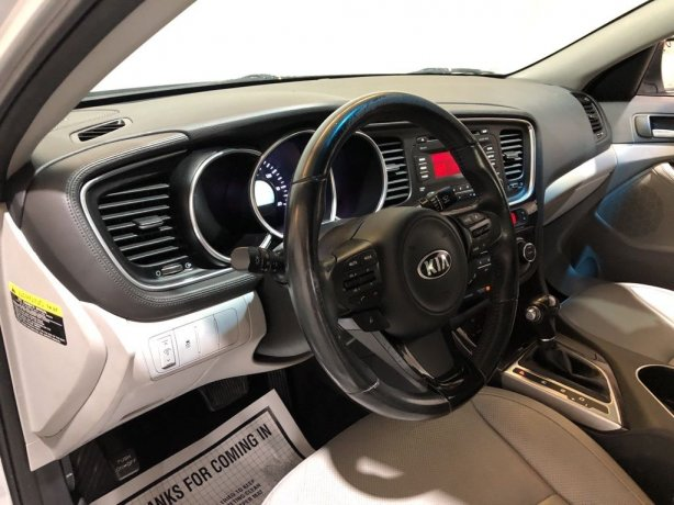 2014 Kia Optima for sale Houston TX