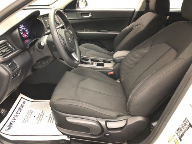 used 2017 Kia Optima for sale Houston TX