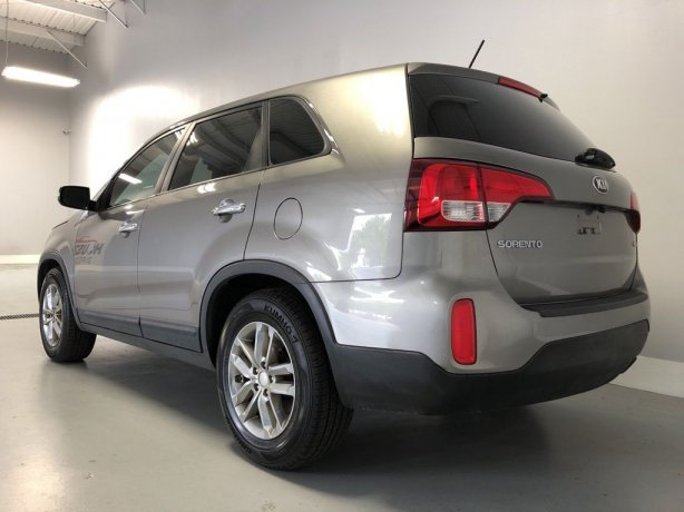 used Kia Sorento for sale near me