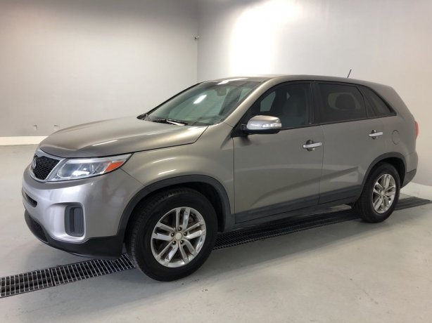 Used Kia Sorento for sale in Houston TX.  We Finance!
