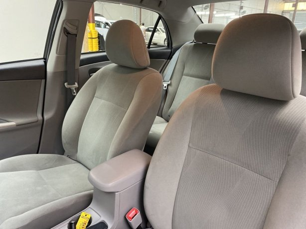 used 2013 Toyota Corolla for sale Houston TX