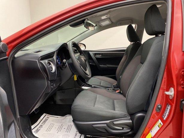 used 2019 Toyota Corolla for sale Houston TX