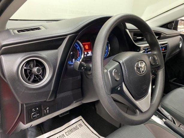 2019 Toyota Corolla for sale Houston TX