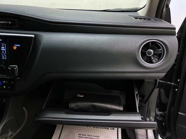 cheap used 2018 Toyota Corolla for sale