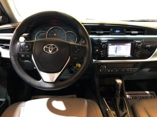 2014 Toyota Corolla for sale near me