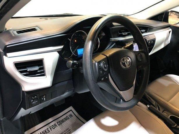 2014 Toyota Corolla for sale Houston TX