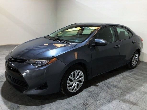 Used 2017 Toyota Corolla for sale in Houston TX.  We Finance!