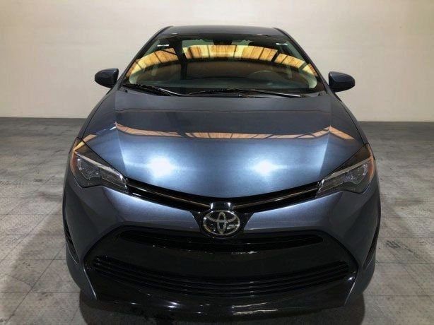 Used Toyota Corolla for sale in Houston TX.  We Finance!