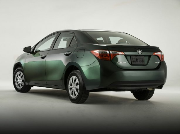 Used 2014 Toyota Corolla for sale in Houston TX.  We Finance!