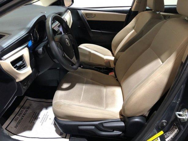 used 2015 Toyota Corolla for sale Houston TX