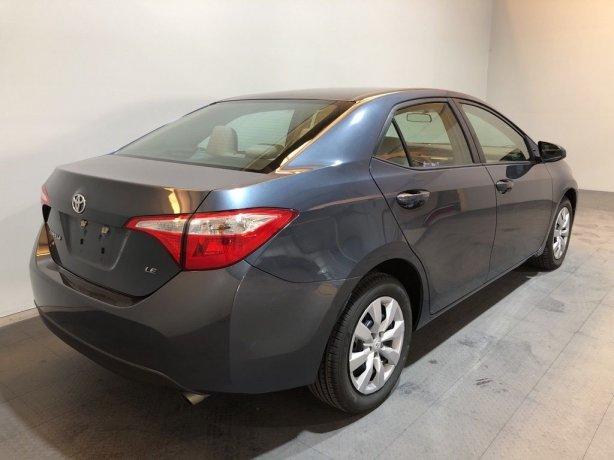 used Toyota Corolla