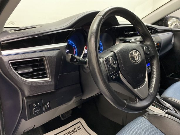 used 2015 Toyota Corolla for sale near me