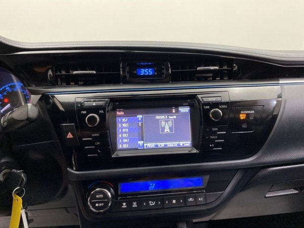 cheap used 2015 Toyota Corolla for sale