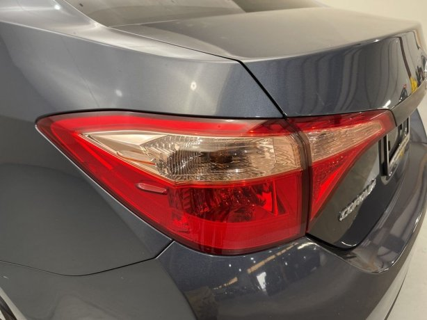 used 2017 Toyota Corolla for sale