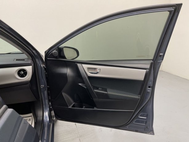 used 2017 Toyota Corolla for sale near me