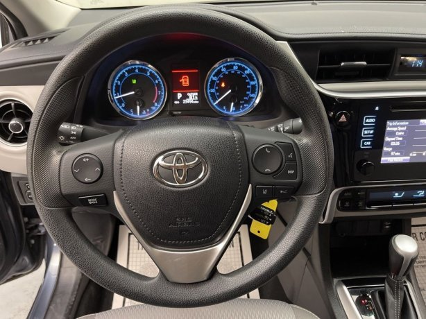 2017 Toyota Corolla for sale near me
