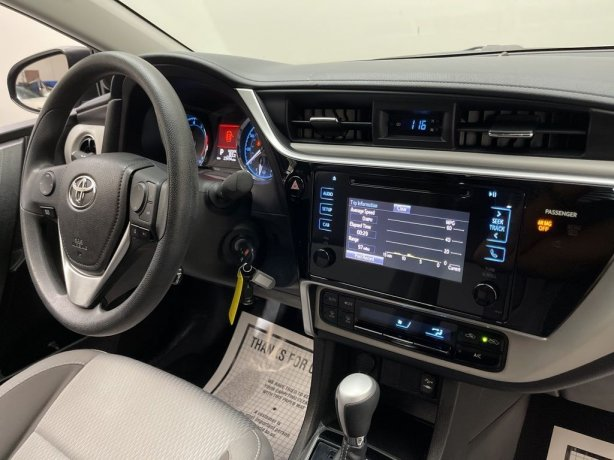 cheap used 2017 Toyota Corolla for sale