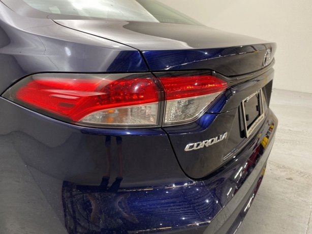 used 2020 Toyota Corolla for sale