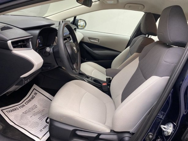 used 2020 Toyota