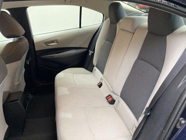 used 2020 Toyota Corolla for sale Houston TX