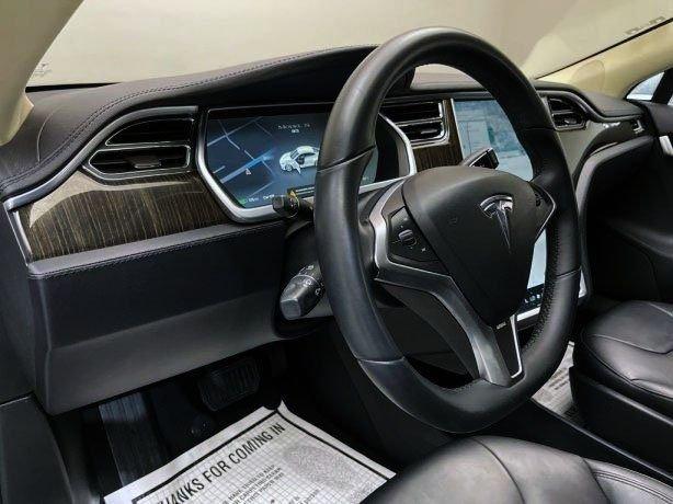 2012 Tesla Model S for sale Houston TX