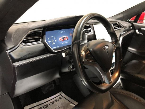 2016 Tesla Model S for sale Houston TX