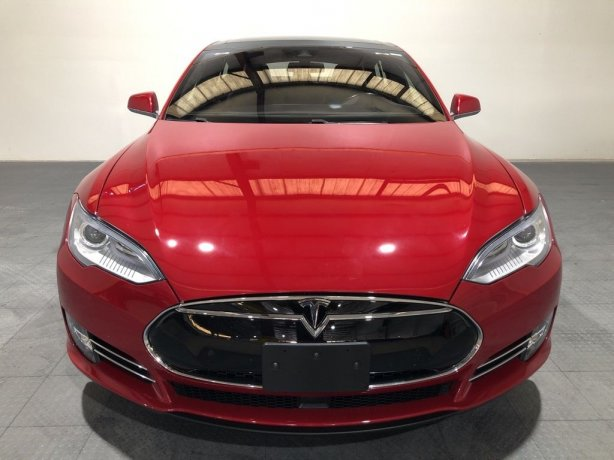 Used Tesla Model S for sale in Houston TX.  We Finance!