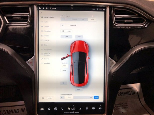 Tesla Model S for sale best price
