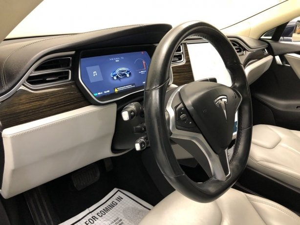 2014 Tesla Model S for sale Houston TX