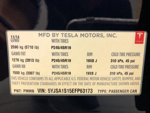 Tesla Model S cheap for sale near me