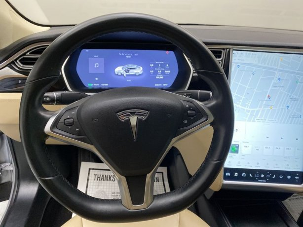 used 2014 Tesla Model S for sale Houston TX