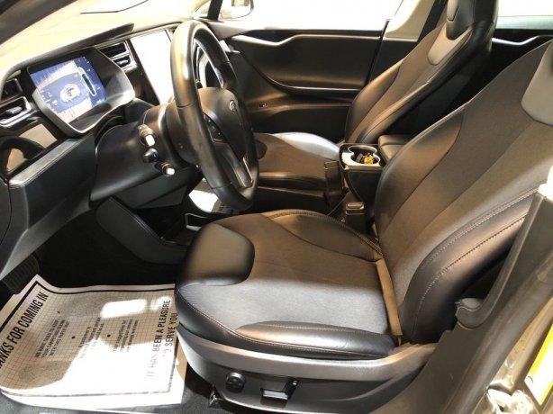 used 2015 Tesla Model S for sale Houston TX