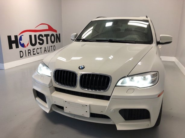 Used 2013 BMW X5 M for sale in Houston TX.  We Finance!