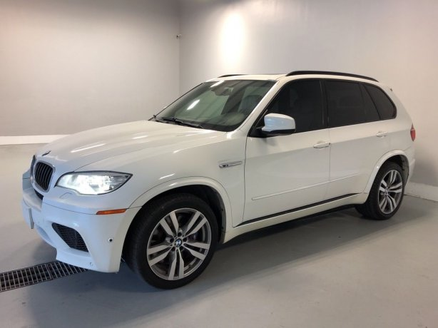 Used BMW X5 M for sale in Houston TX.  We Finance!