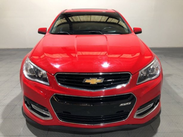 Used Chevrolet SS for sale in Houston TX.  We Finance!