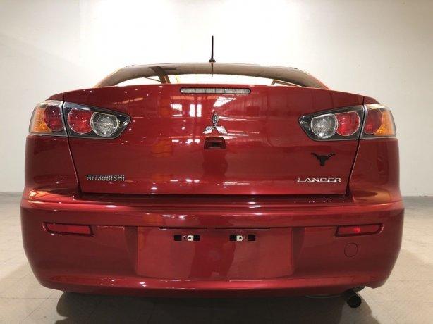 2017 Mitsubishi Lancer for sale